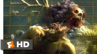Annihilation (2018) - The Fungal Horror Scene (3/10) | Movieclips