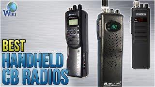 5 Best Handheld CB Radios 2018