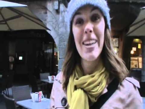 Can people in Girona speak English?