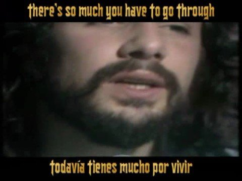 FATHER AND SON - CAT STEVENS (SUBTITULADO ESPAÑOL INGLÉS)
