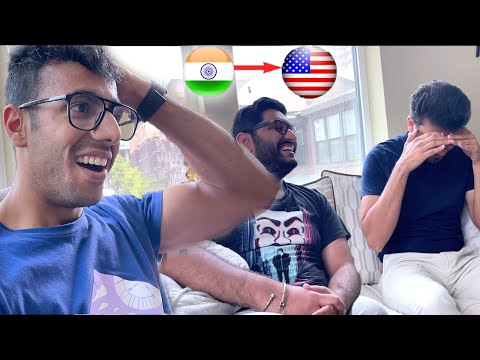 Cultural Shocks as Indian Students in USA 😯 My New Roommates
