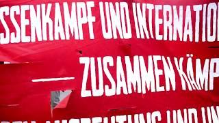 1.Mai 2018 Magdeburg /Internationale Solidarität & Klassenkampf!