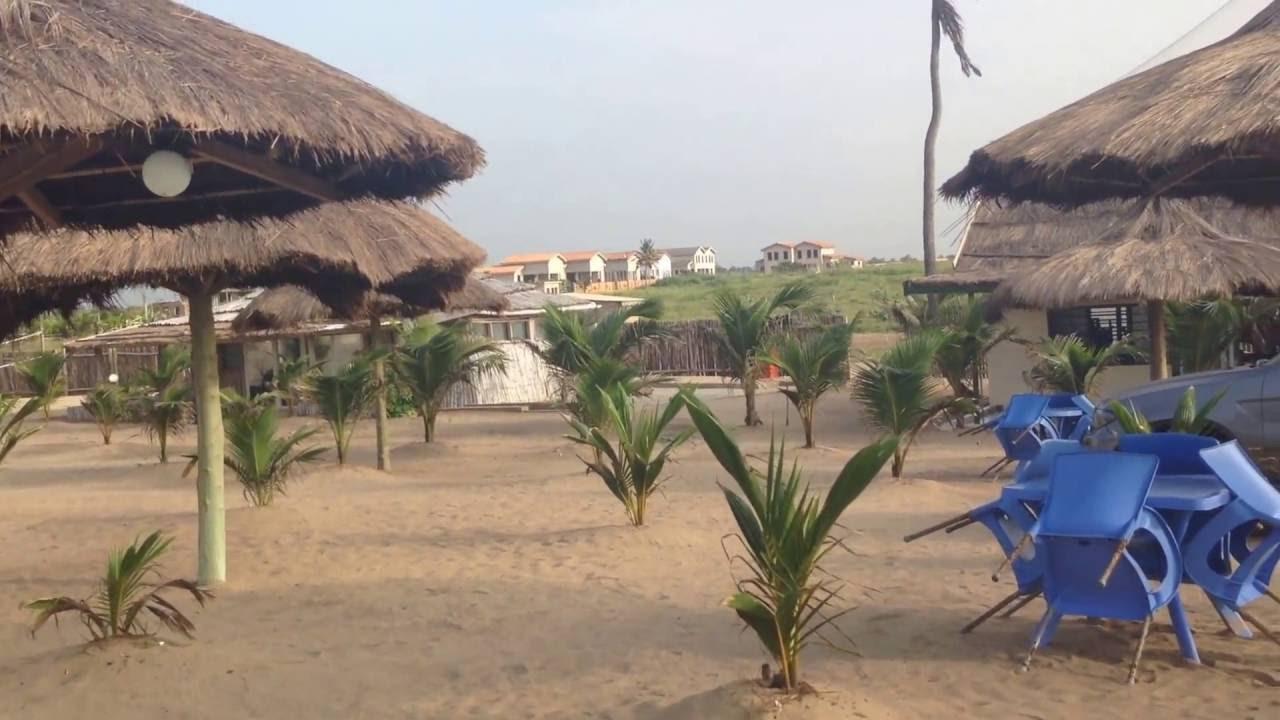 Ocean Green Beach Villas Prampram Accra Ghana Prampram