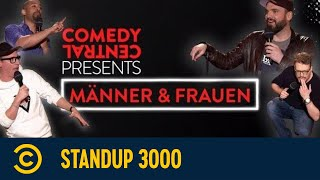 Männer & Frauen  Staffel 1 - Folge 4  Comedy Central Presents ... STANDUP 3000