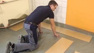 Jak szybko i bezpyłowo wyremontować stare podłoże? UZIN RenoTop PLUS