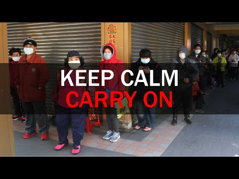 Keep Calm, Carry On | Taiwan Insider | Feb. 20, 2020 | RTI