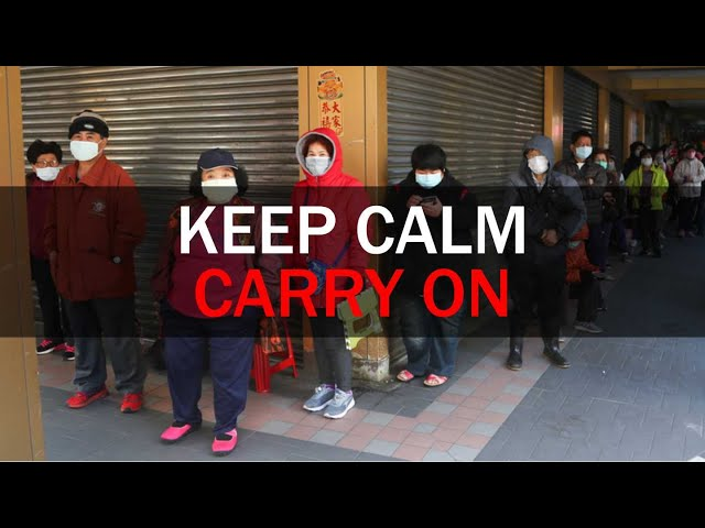Keep Calm, Carry On | Taiwan Insider | Feb. 20, 2020 | RTI