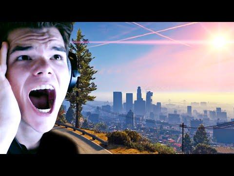 ULTIMATE GTA 5 PC IMPRESSIONS! (GTA 5 PC Funny Moments)