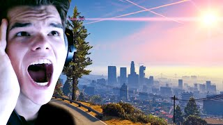 ULTIMATE GTA 5 PC IMPRESSIONS! (GTA 5 PC Funny Moments)