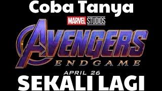 Avengers End Game X Fiersa Besari