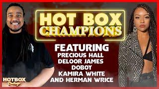 Championship Challenge ft .DoBoy | Hot Box Challenge