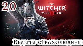 Прохождение The Witcher 3: Wild Hunt: Серия #20 - Ведьмы-страхолюдины