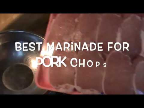Best Marinade for Pork Chops ( Top Recipes )