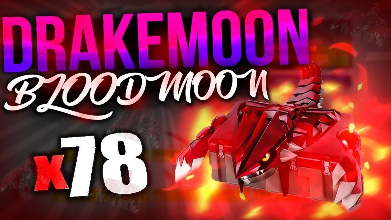DRAKEMOON | BLOODMOON CASE OPENING X78 - YouTube  DRAKEMOON | BLO...