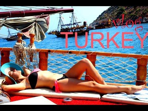 TURKEY vlog// Alara Park Hotel
