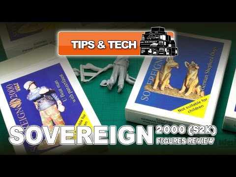 SOVEREIGN 2000 FIGURES REVIEW #2