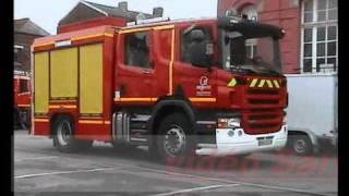 Congrés Sapeurs Pompiers SDIS 59 Quiévrechain, 09.11.2008