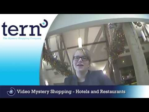 Mystery Shopping for Hotels Video