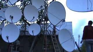 Установка спутниковых антенн и настройка.