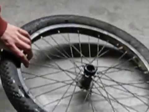 How To Take Apart A BMX Hub And Clean It