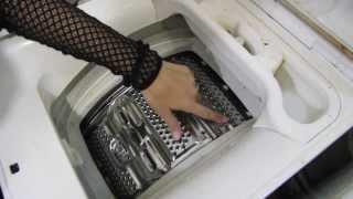 Убираем накипь  в стиральной машине(Как нужно ухаживать за вашей стиральной машинкой, что бы она работала долго и не ломалась? Совет от мастера..., 2013-10-01T22:38:33.000Z)