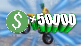 GTA V Online 1.20 - Быстрый Заработок $$$ Денег! Мини-Соло Глитч на деньги! *Для Новичков*