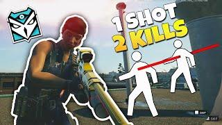 Kali 1 Shot 2 Kills Collateral - TTS - Operation Shifting Tides - Rainbow Six Siege