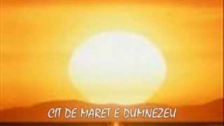 CIT DE MARET E DUMNEZEU