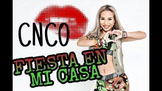 FIESTA EN MI CASA - CNCO | MICHELLE VO | ZUMBA FITNESS | Dance Workout