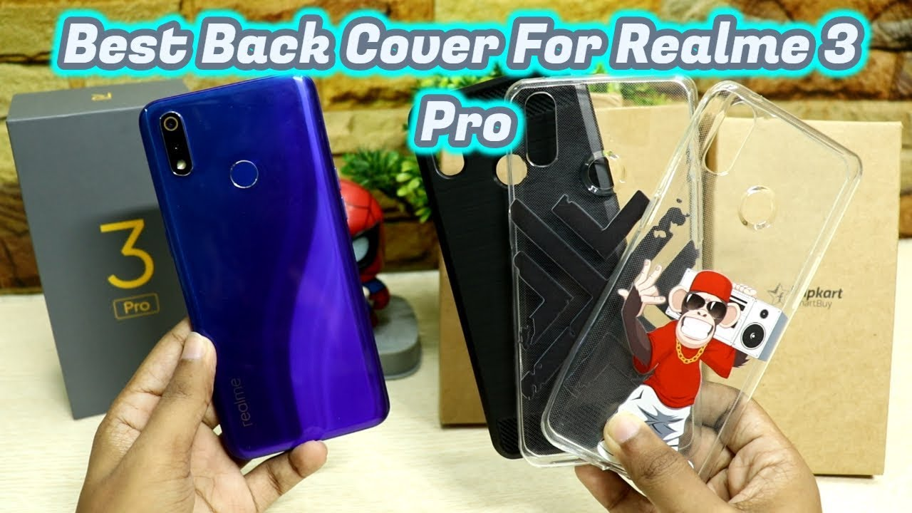 low priced 250f4 e412c Best Back Cover For Realme 3 Pro | Flipkart SmartBuy Back Cover