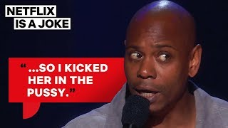 Download Dave Chappelle Pulls Off An Impossible Punchline | Netflix Is A Joke Mp3 and Videos