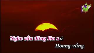 Chuông Chiều Karaoke beat chuan.