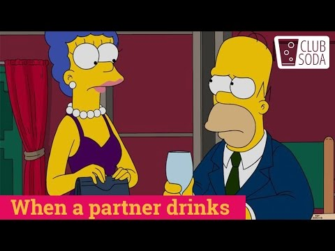 When a partner drinks (and you don't want to)