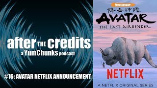 netflix avatar the last airbender series