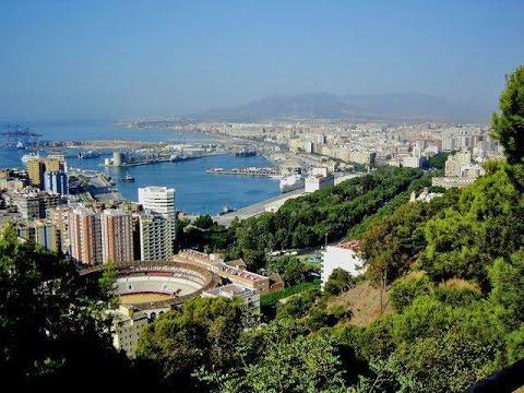 Malaga city - Costa del Sol, Andalucia, Spain