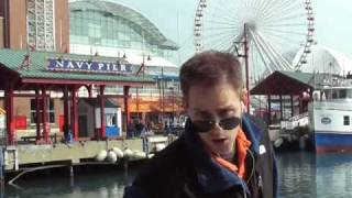 STA World Traveler Internship 2009 Part 2: Navy Pier Extravaganza