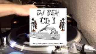 DJ Ben - Afro Cosmic Mix-CD No. 1 - Full DVD
