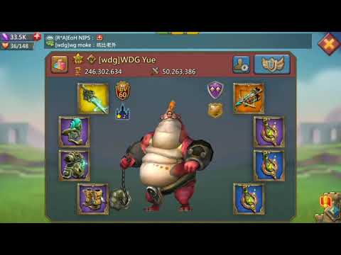 ChaCha Lords Mobile Gryphon Trap - 340Mil Gryphon Victim Zeroed ☠