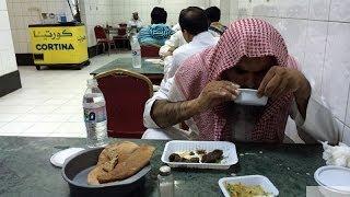 The Secret Kebab Restaurant in Makkah, The Holy City of Muslims