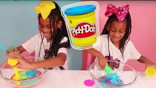 Don't Choose The Wrong Play Doh Slime