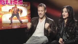 We had a chat with Falk Hentschel and Sofia Boutella from Street Dance 2 3D!