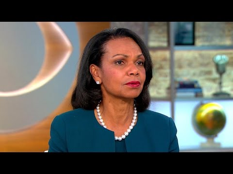 Condoleezza Rice on French election, North Korea and Trump