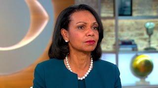 Condoleezza Rice on French election, North Korea and Trump