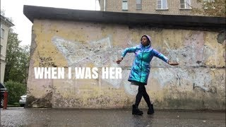 When I Was Her OFFICIAL VISUAL POETRY VIDEO