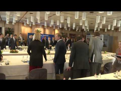 EU-China Summit highlights