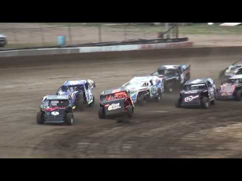 IMCA Sport Mod feature Independence Motor Speedway 6/10/17