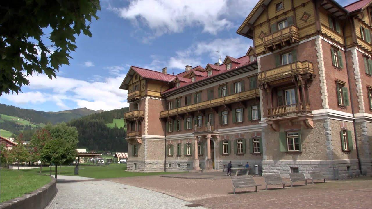 Kulturzentrum Grand Hotel Toblach