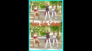 Husn Hain Suhana Short Video