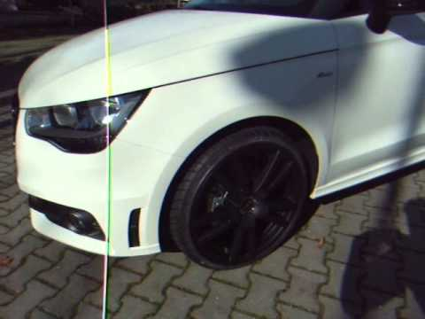 audi a1 tuning von www tuning youtube. Black Bedroom Furniture Sets. Home Design Ideas