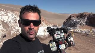 Vuelta al mundo en moto, 5 continentes en 3 minutos